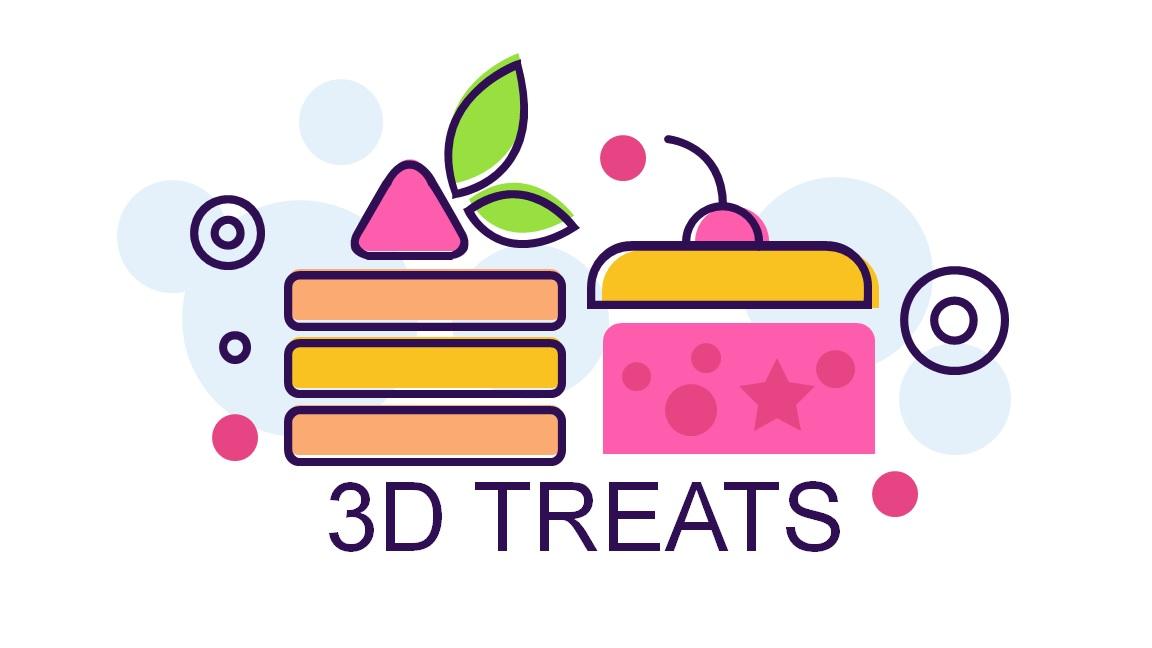 3D Treats